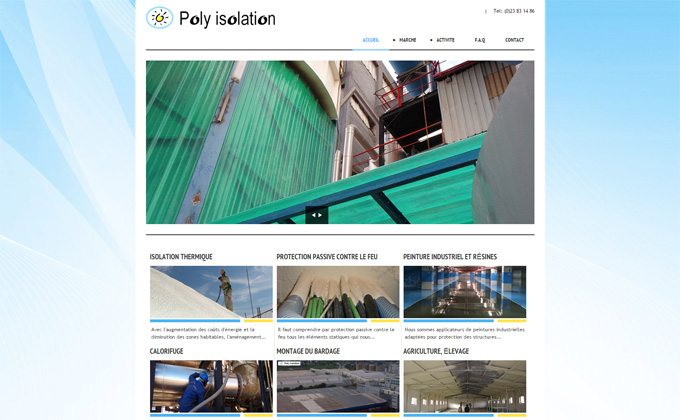 Polyisolation.com