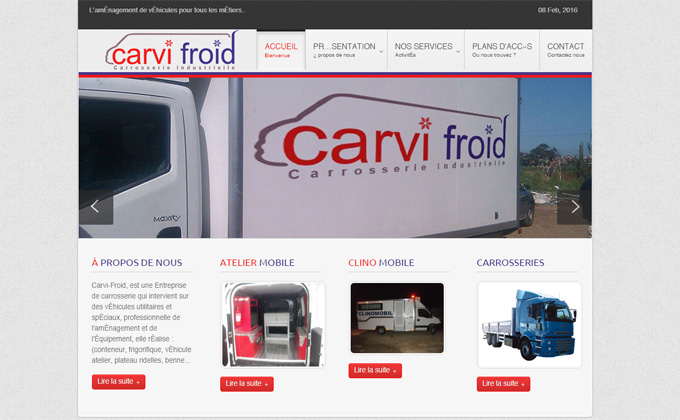 Carvifroid.com