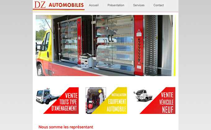 Dz Automobile.com